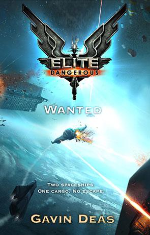 Elite - Wanted, a novel by Gavin Deas