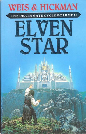 Elven Star, a novel by Weis and Hickman