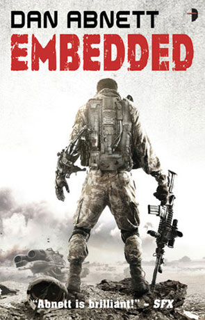 Embedded, a novel by Dan Abnett