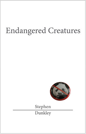 Endangered Creatures, a novel by Stephen Dunkley