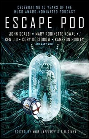 Escape Pod, a novel by Mur Lafferty