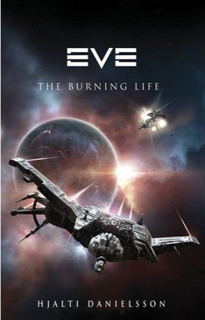 Eve, The Burning Life, a novel by Hjalti Danielsson