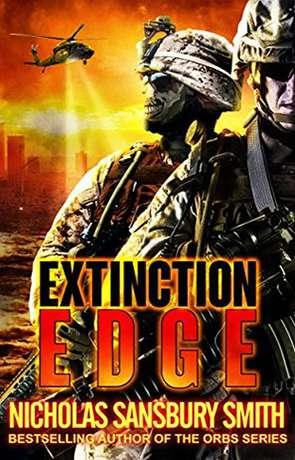 Extinction Edge, a novel by Nicolas Sansbury Smith