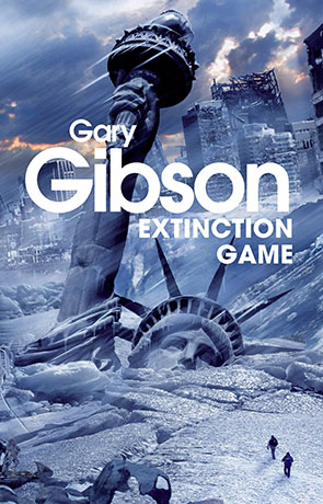 Extinction Game, a novel by Gary Gibson