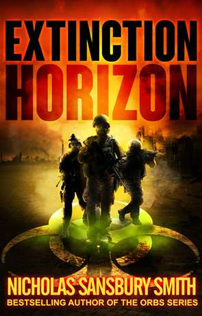 Extinction Horizon, a novel by Nicolas Sansbury Smith
