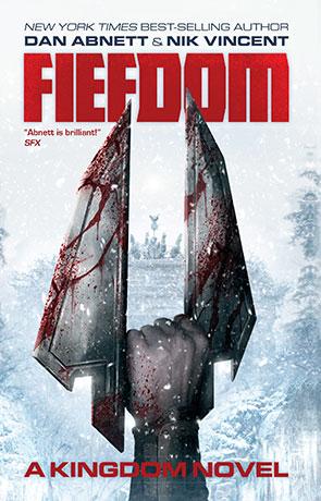 Fiefdom, a novel by Dan Abnett