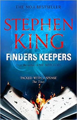 Finders Keepers, a novel by Stephen King