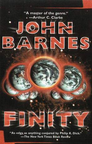 Finity, a novel by John Barnes