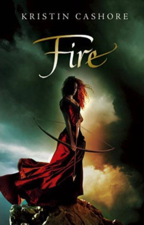 Fire, a novel by Kristin Cashore