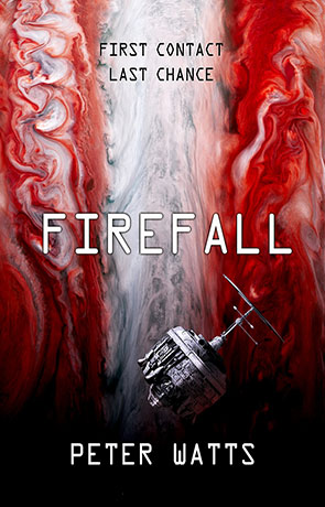 Firefall, a novel by Peter Watts