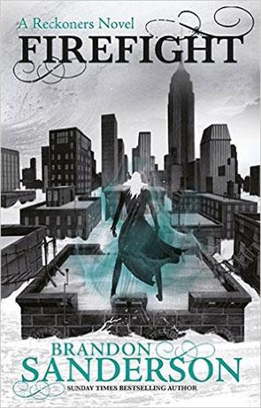 Firefight, a novel by Brandon Sanderson