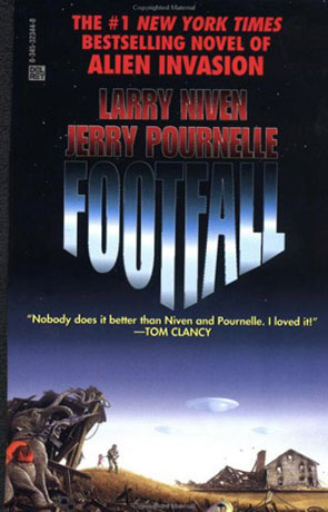 Footfall, a novel by Larry Niven