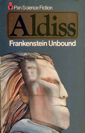 Frankenstein Unbound, a novel by Brian Aldiss