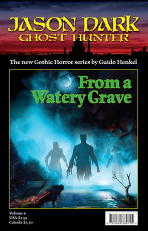 From a Watery Grave, a novel by Guido Henkel