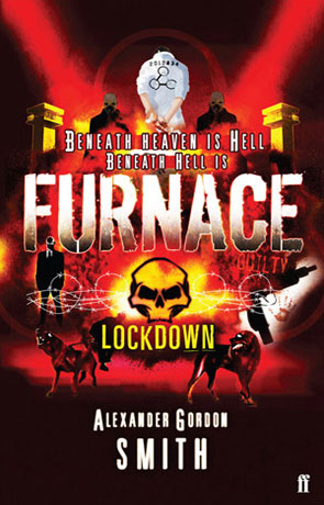Furnace: Lockdown, a novel by Alexander Gordon Smith