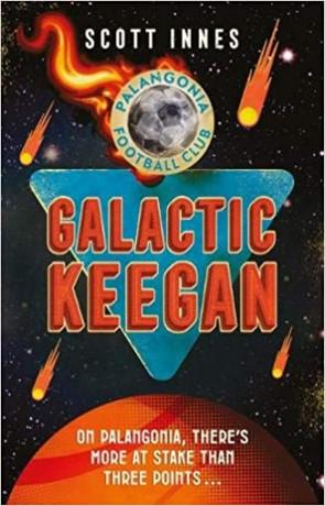 Galactic Keegan, a novel by Scott Innes