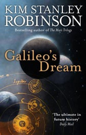 Galileo's Dream, a novel by Kim Stanley Robinson