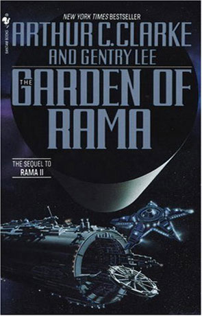 Garden of Rama, a novel by Arthur C Clarke