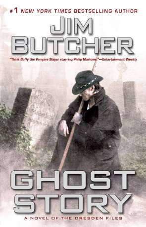 Ghost Story, a novel by Jim Butcher