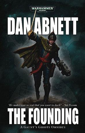 Ghostmaker, a novel by Dan Abnett
