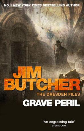 Grave Peril, a novel by Jim Butcher