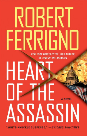 Heart of the Assassin, a novel by Robert Ferrigno