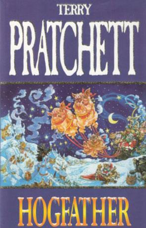 Hogfather, a novel by Terry Pratchett