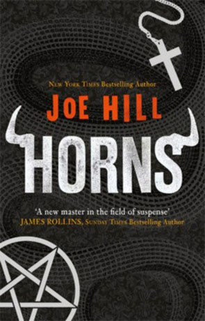Horns, a novel by Joe Hill