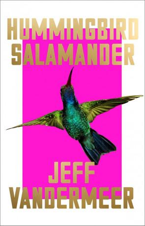 Hummingbird Salamander, a novel by Jeff Vandermeer