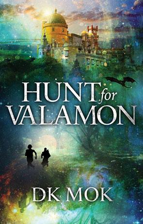 Hunt for Valamon, a novel by DK Mok