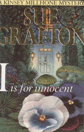 I is for Innocent, a novel by Sue Grafton