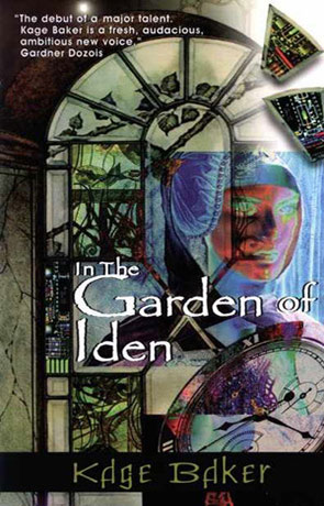 In the Garden of Iden, a novel by Kage Baker