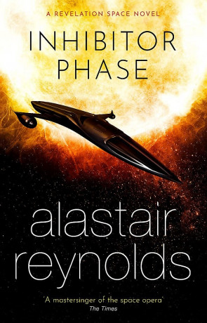 Inhibitor Phase, a novel by Alastair Reynolds