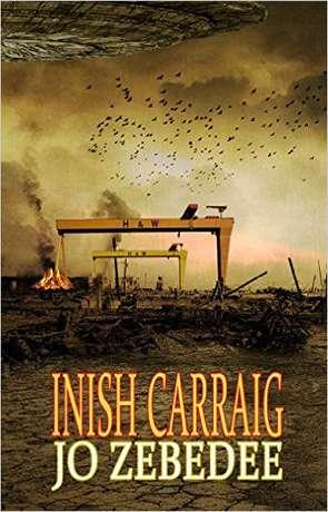 Inish Carraig, a novel by Jo Zebedee