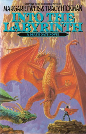 Into The Labyrinth, a novel by Weis and Hickman