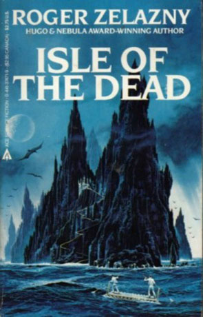 Isle of the Dead, a novel by Roger Zelazny