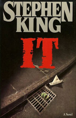 IT, a novel by Stephen King