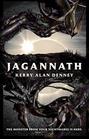 Jagannath, a novel by Kerry Denney