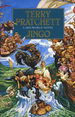 Jingo, a novel by Terry Pratchett