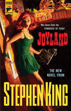 Joyland, a novel by Stephen King