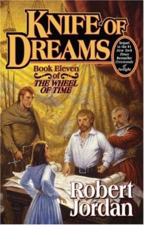 Knife of Dreams, a novel by Robert Jordan