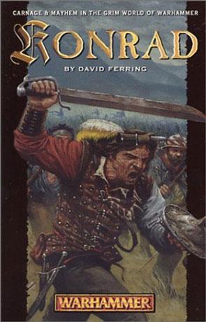Konrad, a novel by David Ferring