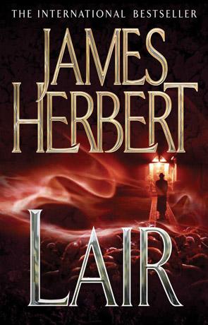 Lair, a novel by James Herbert