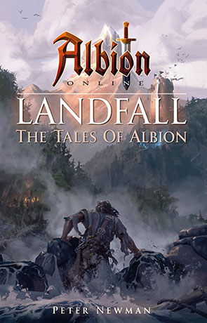 Landfall – The Tales of Albion, a novel by Peter Newman