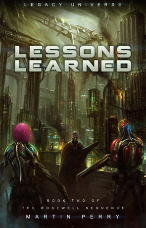 Lessons Learned, a novel by Martin Perry