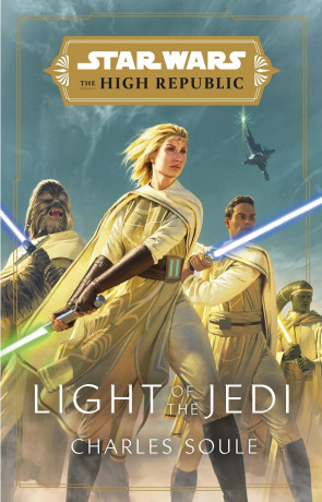 Light of the Jedi, a novel by Charles Soule