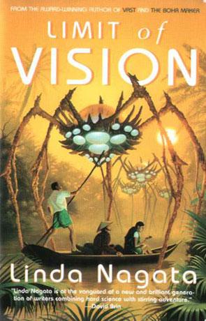 Limit of Vision, a novel by Linda Nagata