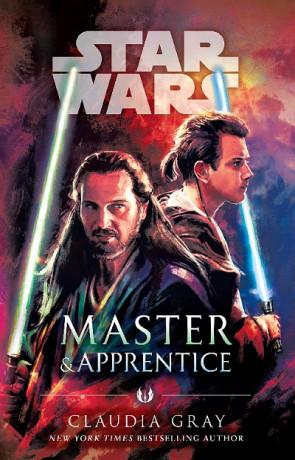 Master & Apprentice, a novel by Claudia Gray