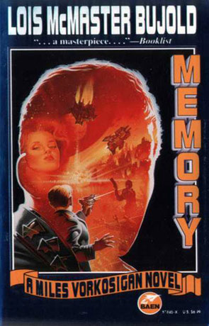 Memory, a novel by Lois McMaster Bujold