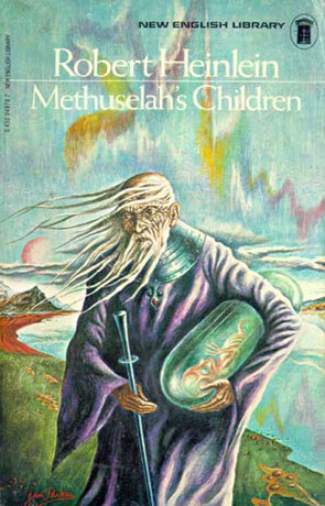 Methuselah's Children, a novel by Robert A Heinlein